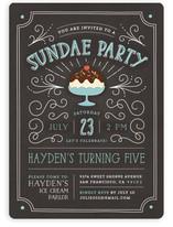 Sundae Party