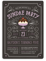 Sundae Party