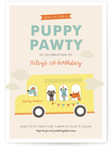 Puppy Pawty
