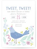 tweet tweet so sweet