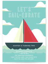 Sail-ebrate by Jessica Voong