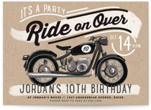 birthday rider