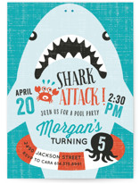 Shark Attack Pool Party