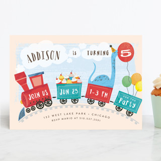 fabriano Children's Birthday Party Invitations