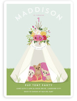 Pup Tent Party