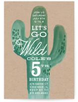 Wild Cactus