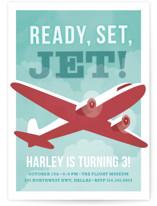 ready, set, jet!