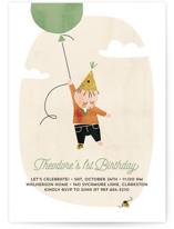 First Balloon