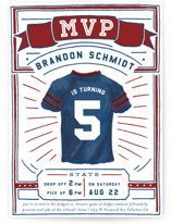MVP Collectors Card