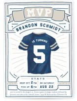 MVP Collectors Card