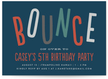 Bounce on Over