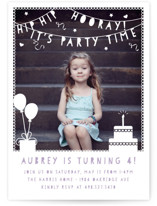 Party Time Banner
