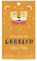 Grrreat Lion by Katie Zimpel