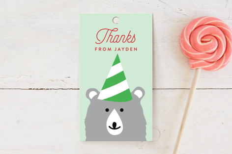 London Zoo Childrens Birthday Party Favor Tags Minted - Children's birthday party london zoo