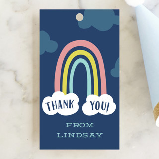 Magical Children's Birthday Party Favor Tags