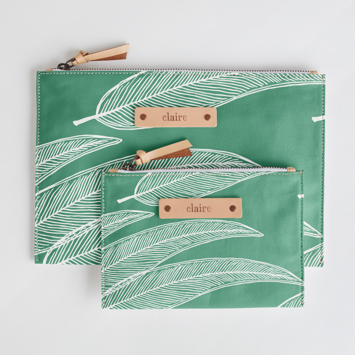 presents for mothers personalized catchall pouches