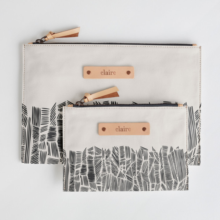 Streetwise Catch-All Pouch Set, $38
