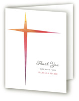 Ombre Cross by Beth Schneider