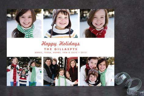 Urbane Christmas Photo Cards