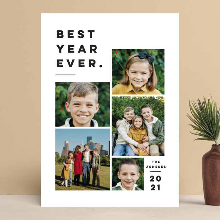 """""""Merry All Year."""" - Christmas Photo Cards in Penguin by Pink House Press."""