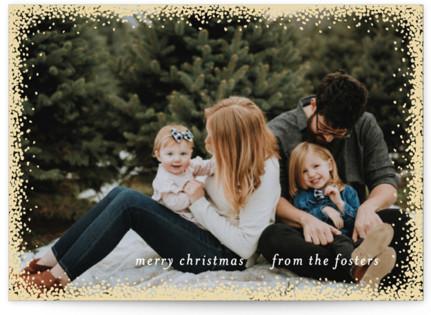 Holiday Frame Christmas Photo Cards