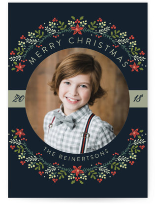 The Most Wonderful Time Of The Year! Christmas Photo Cards