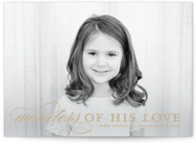 Wonders Christmas Photo Cards By Jessica Williams