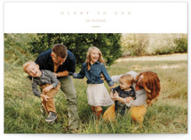 Landscape Christmas Photo Cards By Erin L. Wilson