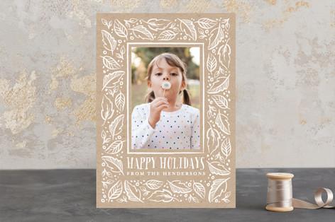 Illuminated Christmas Photo Cards