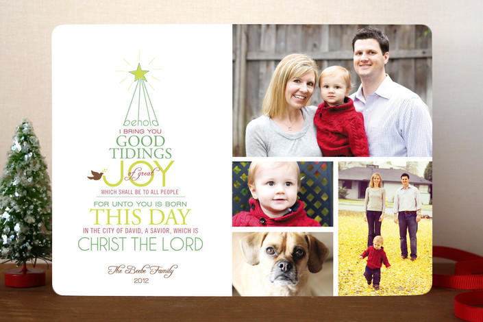 christmas card ideas - Christmas Photo Cards Ideas