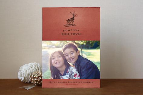 We believe Christmas Photo Cards