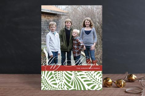 Feliz Christmas Photo Cards