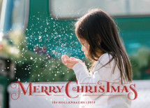 All is well Christmas Photo Cards By Jennifer Wick