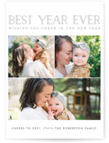 BELIEVE IN YOURSELF Christmas Photo Cards