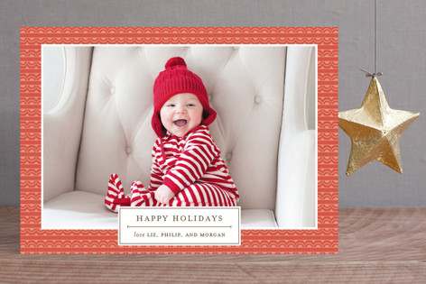 Oslo Christmas Photo Cards