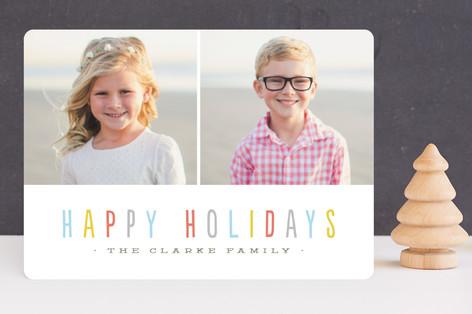 Bombolone Christmas Photo Cards