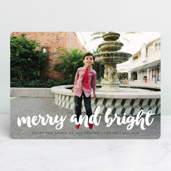 """""""what fun!"""" - Christmas Photo Cards in Frosting by Molly Wiggins."""