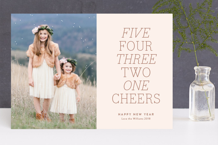"""Micah 6:8"" - Christmas Photo Cards in Cheeky by Design Lotus."