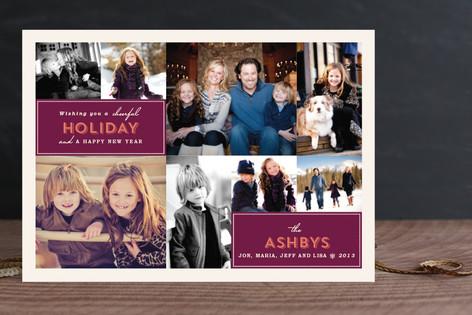 Cherished Christmas Photo Cards