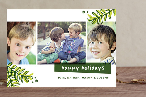 Holiday Showcase Christmas Photo Cards