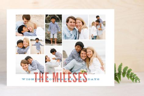 Lotsa Photos Christmas Photo Cards