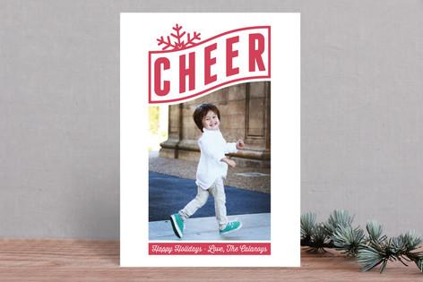 Cheery Christmas Photo Cards