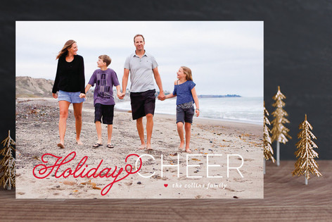 Christmas Cheer Christmas Photo Cards
