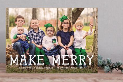 Birmingham Christmas Photo Cards