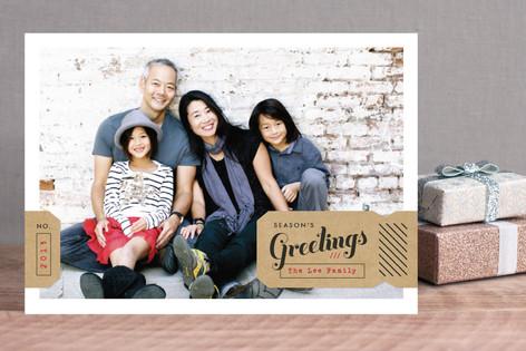 Holiday Post Christmas Photo Cards