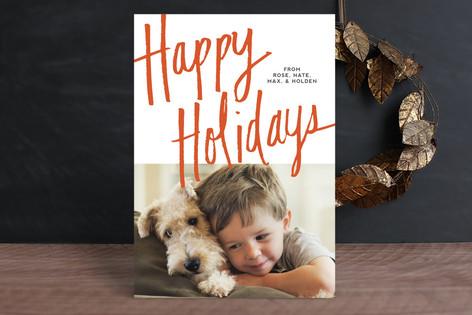 Happy Happy Christmas Photo Cards