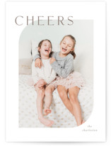 This is a white photo christmas card by chocomocacino called Charlotte with standard printing on smooth signature in standard.