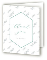 Bliss Baptism and Christening Thank You Cards