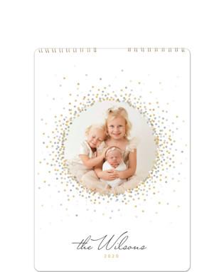 Silver & Gold Standard Calendars
