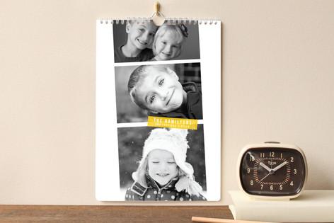 Halftone Standard Calendars